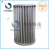 La sustitución del elemento de filtro de Gas Natural