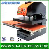 سعر رخيصة هوائيّة مزدوجة محطّة حرارة صحافة آلة لأنّ تصميد طباعة