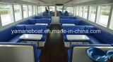 barco de passageiro litoral da casca 199passengers de aço de 33.8m