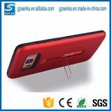 2 in 1 Telefon-Kasten mit Handhalter für Mobiltelefon für iPhone 6/6s