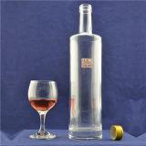 L'emballage des bouteilles de verre de liqueur de bouteilles vides de gros de boissons