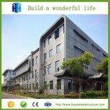 Heya pré-fabricou edifício de aço ondulado do projeto da vertente da leiteria