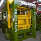 Usine Qty6-15 pour la machine de fabrication de brique/la machine de fabrication brique d'Eco