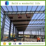 Gruppo di lavoro d'acciaio di Prebuild della struttura della costruzione di disegno di riduzione dei costi