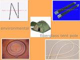 Rete elastica Palo della vetroresina con buona qualità