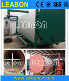 Kokosnuss-Holzkohle-Maschinen-Holzkohle-Brennofen für Verkauf