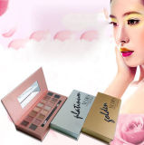 Fabrik kundenspezifischer hoher Grad-kosmetischer Kasten für Augenschminke-Anwendung, Papiergeschenk-Kasten, Augenschminke-Kasten
