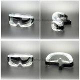Grandes lunettes de sûreté de lentille de PC d'Anti-Choc de taille de vue (SG145)