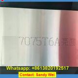 Placa de aluminio 7075-O T6 T651