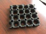 Beste bunte Gummigras-Fußboden-Matten/Entwässerung-Gummi-Matte