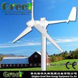 gerador de turbina do vento 1kw para o uso Home com 12V