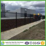Austrália Standard Commercial Custom Steel Steel Fence