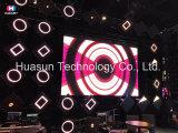 El panel ligero, de mudanza del LED para la etapa de alquiler, acontecimientos