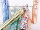 Wärmeübertragung-Glaskristallaufkleber-Vierecks-heißes Verlegenheits-Ineinander greifen-Vierecks-anhaftendes Ineinander greifen (TM-239 Squre 24*40cm)