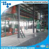 Nastri trasportatori del PE per il sistema all'ingrosso di movimentazione dei materiali
