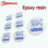 명확한 Epoxy Sticker Epoxy Resin (607AB)