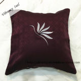 Venta caliente funda de cojín almohada Logotipo personalizado Hotel Almohada