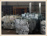Гальванизированный винт Jack лесов для конструкции и Formworm