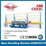 Machine en verre de Bevellling avec 11 moteurs pour la mosaïque et le miroir