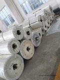 Correia transportadora branca do plutônio da correia transportadora do PVC do produto comestível