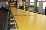 Couleur jaune de la mousse PVC Board 1220*2440mm