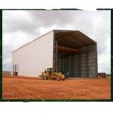 Vorfabrizierte helle Stahlkonstruktion-Auto-Garage