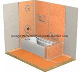 Membrane imperméable à l'eau de douche