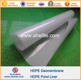 HDPE Geomembrane do PVC do LDPE LLDPE impermeável