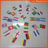 2018 Россия World Cup празднование Pennant декоративные национальных String Бунтинг флаги