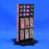 Vertoning van het Rek van de Plaat van het Ontwerp van de voorraad de Staal Geperforeerde voor Keychains (PHD8007)
