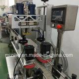 Aceite lubricante del petróleo de palma del champú de 4 boquillas y máquina de aislamiento