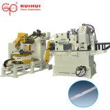 送り装置を持つオートメーションのストレートナおよび出版物機械のUncoilerの使用