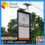 IP65 Wiress aprovado LED Solar Luz de rua com a câmara IP