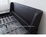 Blocco per grafici modulare della base del cuoio del doppio dell'elevatore di gas dell'insieme di camera da letto