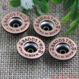 Китай на заводе рельефным металлические Anti-Nickel джинсы кнопки
