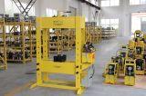 25トンによってモーターを備えられるソレノイド油圧出版物機械