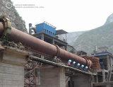 ISO 증명서를 가진 석회 생산 라인 회전하는 킬른