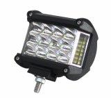 installazione bidirezionale LED dell'automobile di 18W 1260lm dell'indicatore luminoso automobilistico del lavoro, IP67 impermeabile