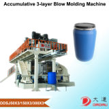 3 Schichten Blasformen-Maschinen-für chemische Zylinder