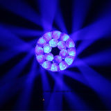 Energien-flaches lautes Summen DMX des Bienen-Augen-K10 19X15W RGBW China kann LED-NENNWERT Beleuchtung