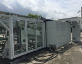 Copo de vidro Tilt-Mold plástico Equipamentos Termoformagem