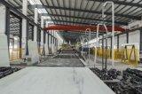 Het witte Nano Graniet van het Glas voor BuitenMuur & Countertop