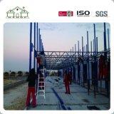 Fácil de instalar y desmontar la estructura de acero para casas prefabricadas