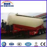 V形セメントの粉のタンカー輸送のトレーラー(ディーゼル機関、空気任意選択圧縮機および車軸)