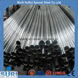 明るいカラーステンレス鋼の管カバー2mm厚さの小さい直径
