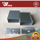 Escudo eletrônico de alumínio personalizado do metal do cerco da extrusão