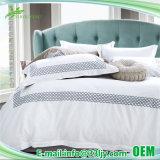 Bordados Barato preço do algodão a folha de camas de hotel