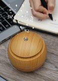 Difusor ultrasónico del aroma del petróleo esencial del grano de madera