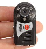 InfrarotNachtsicht-Batterie WiFi HD Bewegungs-Detektor-Feder-Mini-DVR versteckte Minikamera