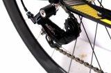 カーボンファイバーフレームが付いているカーボンファイバーの自転車20の速度の道のバイク